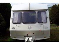 Abi Award Daystar Caravan - £800 or near offer