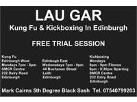 FREE kung Fu Session