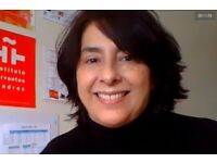SPANISH LESSONS /ONLINE / ONE-TO-ONE /GROUPS Nora.Spanish.Teacher