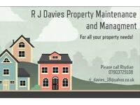 Rj property maintenance-painter,plumber,electrician,carpenter,handyman,builders,roofers and more