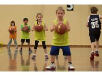 BASKETBALL SESSIONS FOR KIDS IN LONDON