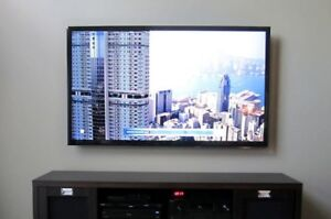 SONY 55-inch Full HD LCD TV with Wall Mount