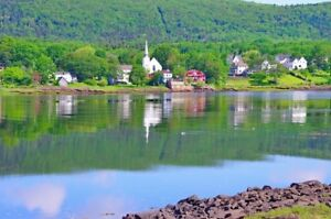 Looking for apartment in Annapolis Royal/Granville Ferry