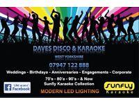 Mobile Disco Dave's Disco & Karaoke