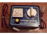 MFA ' Charging Monitor ' For RC BNIB Charges 6V 7.2V 8.4V 9.6V Instructions