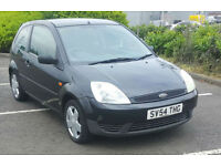 Ford Fiesta 1.4TDCi 1398cc 2004 Zetec PLEASE ASK FOR JOHN