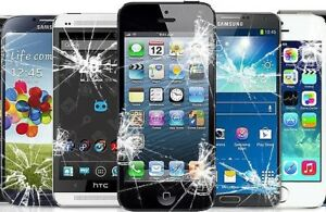 **Limited Offer Broken Phones LCD Repair On Spot For Only 35$**