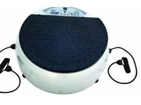 Power plate vibration plate