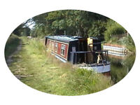 7 night Narrow boat holiday for 6 people starting at Alvechurch Marina on 19 or 26 August 2018