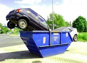 We want to buy your scrap vehicles
