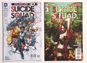 COMICS: Suicide Squad (0 – 13) - The New 52 - High Grade