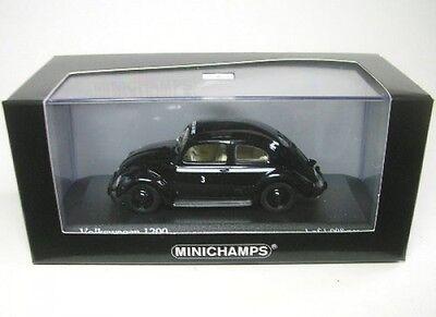VW Escarabajo 1200 British Coche Alquiler 1947