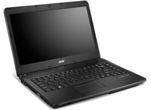 ACER P243 -i5-3210 CPU-2.50GHZ 500GB HD 8 GB RAM W 10