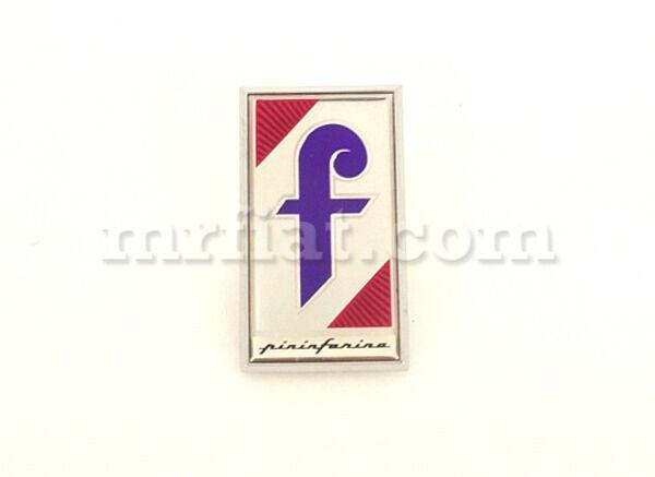 Pininfarina Emblem New