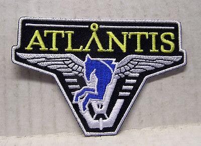 STARGATE - Atlantis - Uniform patch - Aufnäher - prop Replica