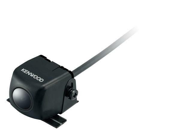 Kenwood CMOS-130 Universal Rear View Back Up Camera Wide Angle View New