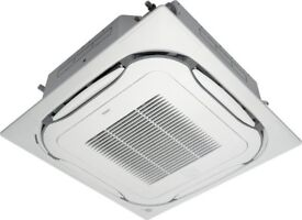 DAIKIN COMMERCIAL AIR CONDITIONING SYSTEM - 2 CEILING UNITS + EXTERNAL UNIT