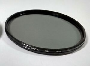Hoya 77mm HD Circular Polarizer plus UV Filter