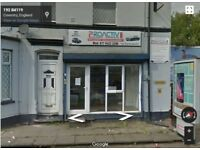 Office/Shop To Let on Foleshill Road