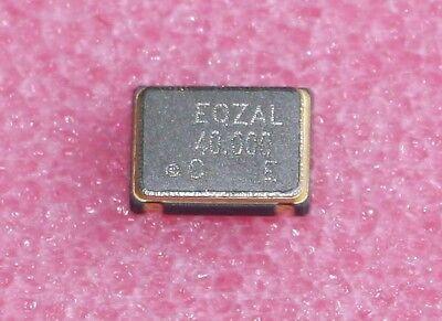 SMD Quarzoszillator 40,000 MHz, Euroquartz gebraucht kaufen  Weimar