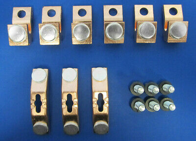 9998SL9 Square D Replacement Contact Kit, Size 4 / 3 Pole Kit