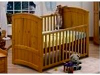 Tutti Bambini Cot Bed (incl. drawer and mattress)