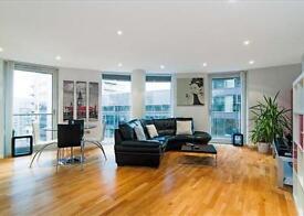 ***Stunning Luxury 2 Bedroom 2 Bathroom Apartment in Millharbour E14***