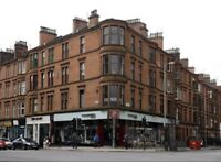 2 bed flat off byres Rd