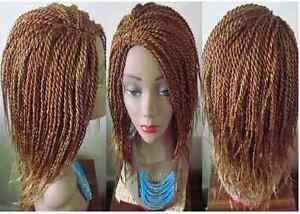 Beautiful braided wigs and necklaces!!