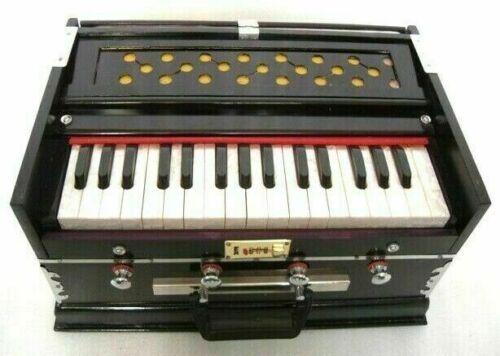 Professional Musical High Class Sound 4 Stopper Double Bellow 32 Key Harmonium