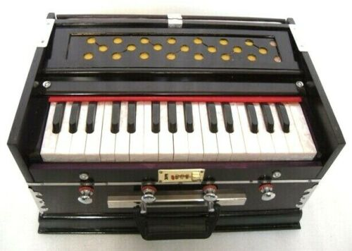 Professional Musical High Class Sound 4 Stopper Double Bellow 32 Key Harmonium