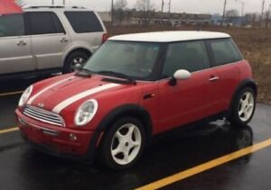 2004 Mini Cooper, low kms, no accident