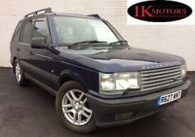 Land Rover Range Rover 4.6 Petrol Auto 4x4 5 Door Limited edition Blue