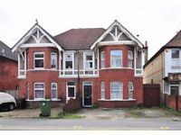 4 bedrooms house Ashley road Parkstone gas and water bills including