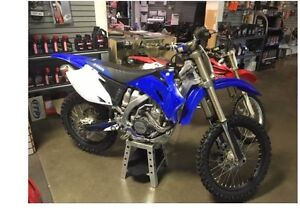 Looking for a yz 250f