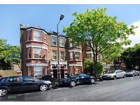Spacious one bedroom flat available immediately, minutes from Clapham north station and high street