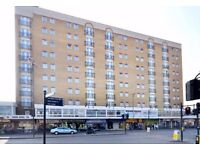 Great Location for transport & Shopping! 2 bedroom furnished Flat located in Hounslow High Street...