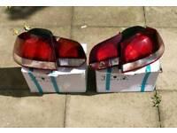 VW Golf mk6 rear lights **GENUINE VW PARTS**