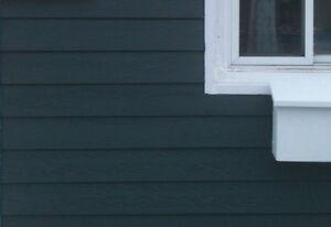 Revêtement extérieur genre canexel exterior siding