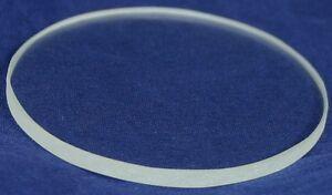 Borosilicate-glass-discs-100-mm-x-5-mm-Free-Shipping