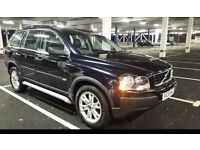 2006 VOLVO XC90 SE 2.4 D5 AUTOMATIC AWD 7 SEAT, TWO TONE LEATHER, FULL MOT