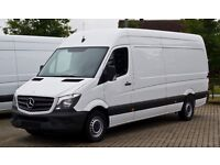Man and Van Services from £15p.h