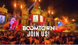 Boomtown Fair Ticket