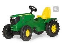 Brand New Ride on tractor unwanted gift must see