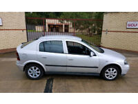 Vauxhall Astra only 77k