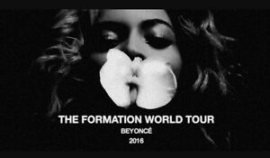 Beyonce World Tour Formation Concert In Toronto