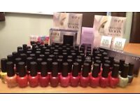 OPI nail polishes brand new!Suitable for salon nail technician acrylic nails