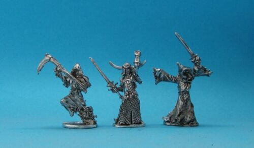 WRAITHS RAL PARTHA 25mm Fantasy RPG D&D Pathfinder 01-041 R