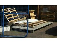 Free pallets and bits