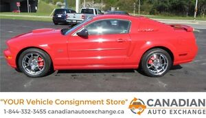 2008 Ford Mustang GT Coupe (2 door)
